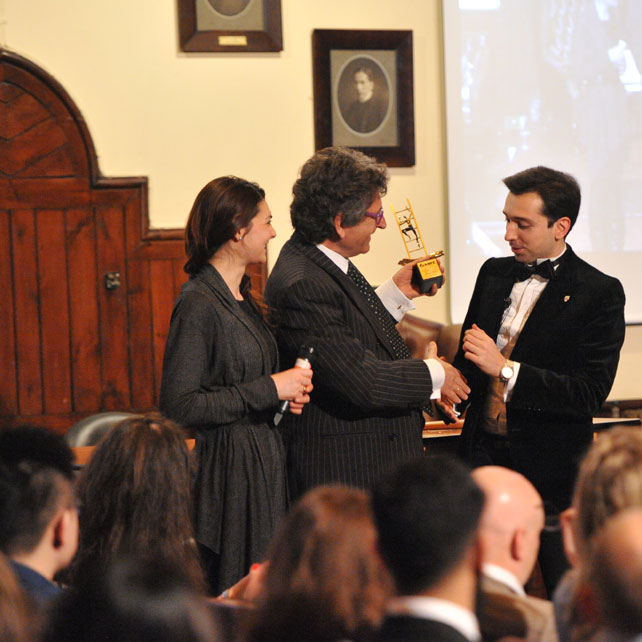 Cambridge University Magic Society 2015