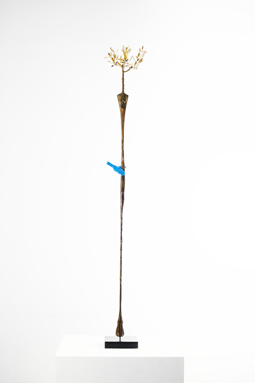 Mediterranean  Bronze Ed. /30 Lost wax, Sandcast 127 x 22 x 22 cm