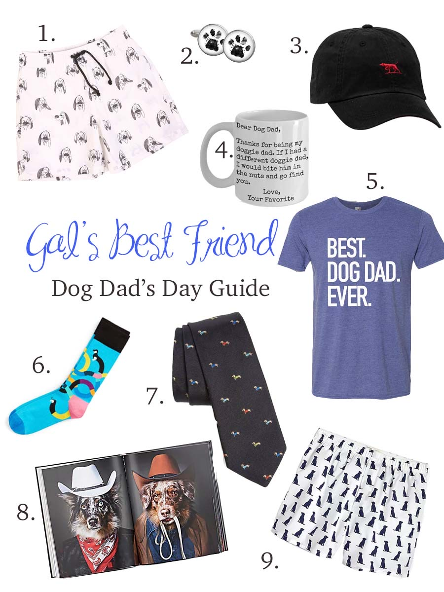 Dog Dad Shopping Guide