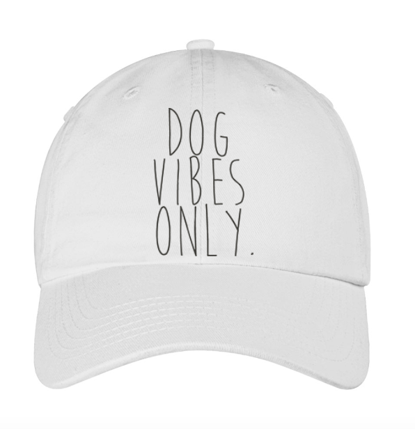 Dog Vibes Only! - From yours truley!