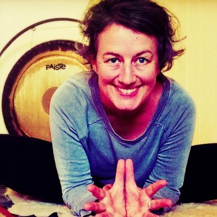 Briellen McAlpine - Senior Yoga & Medittaion Teacher, Integrative Energy Healing Practitioner, Breathing Geek and Chief of Stuff