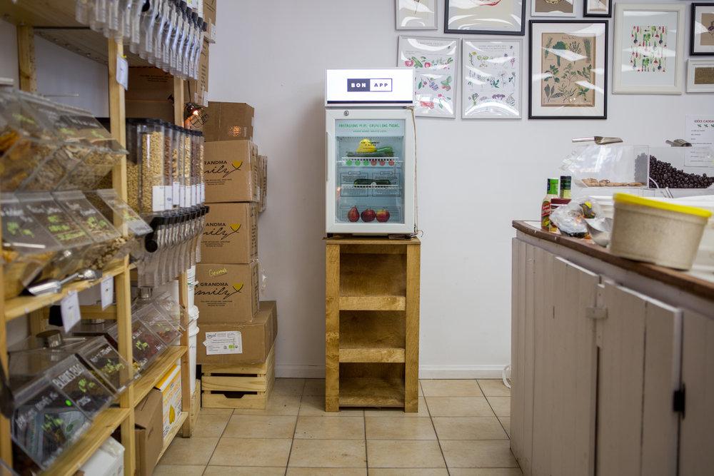 Épicerie zéro déchet  LOCO