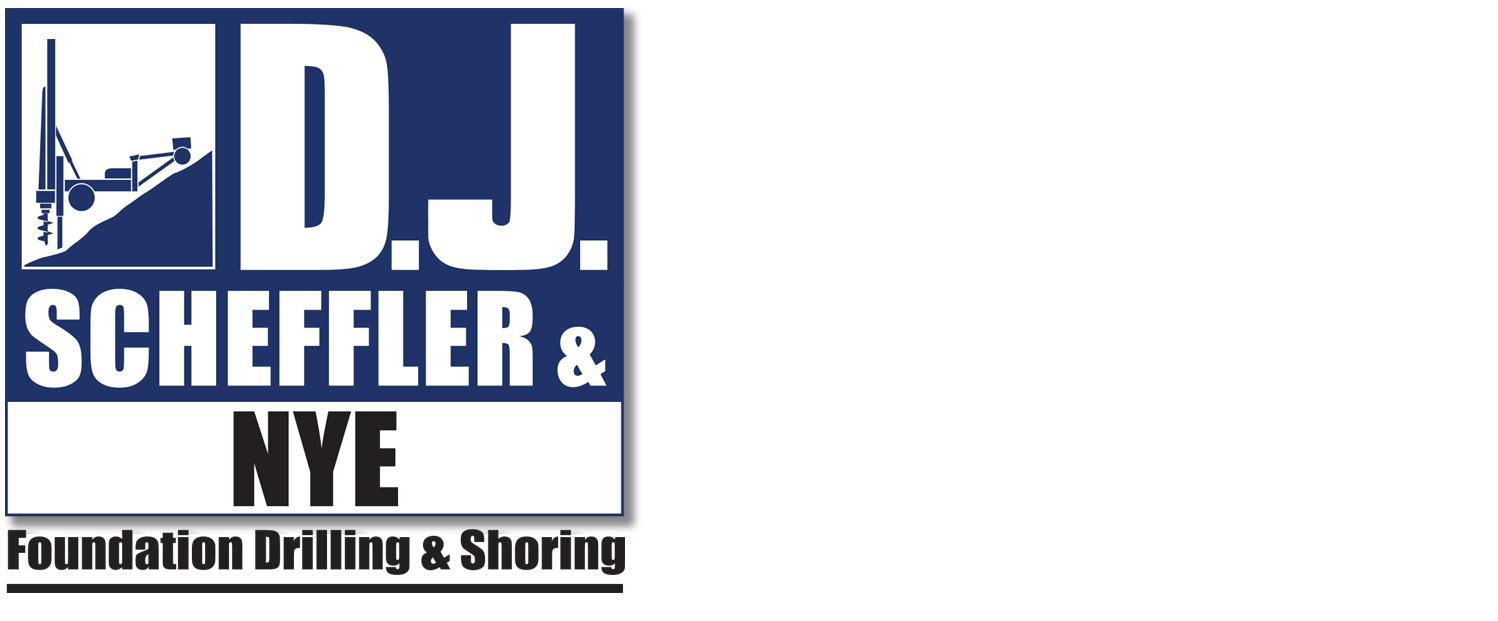 D.J. Scheffler & Nye - Foundation Drilling & Earth Shoring