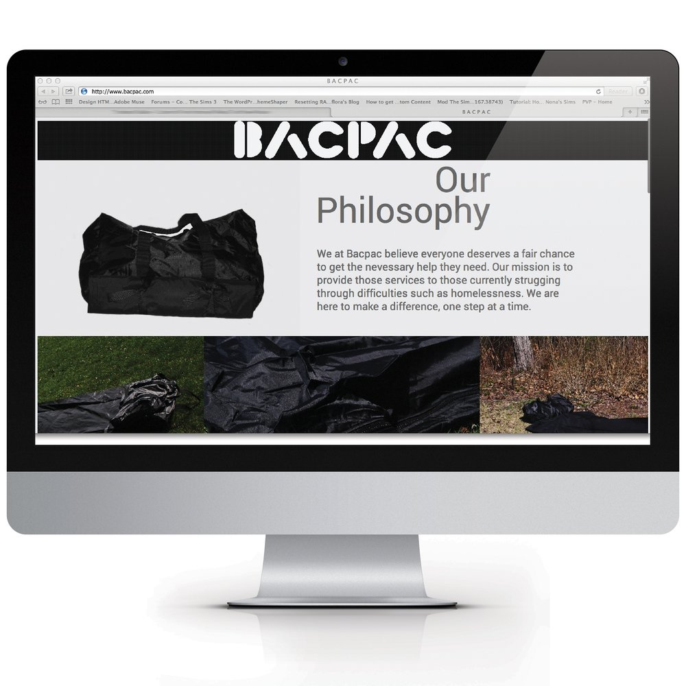 Bacpac - Identity and Branding