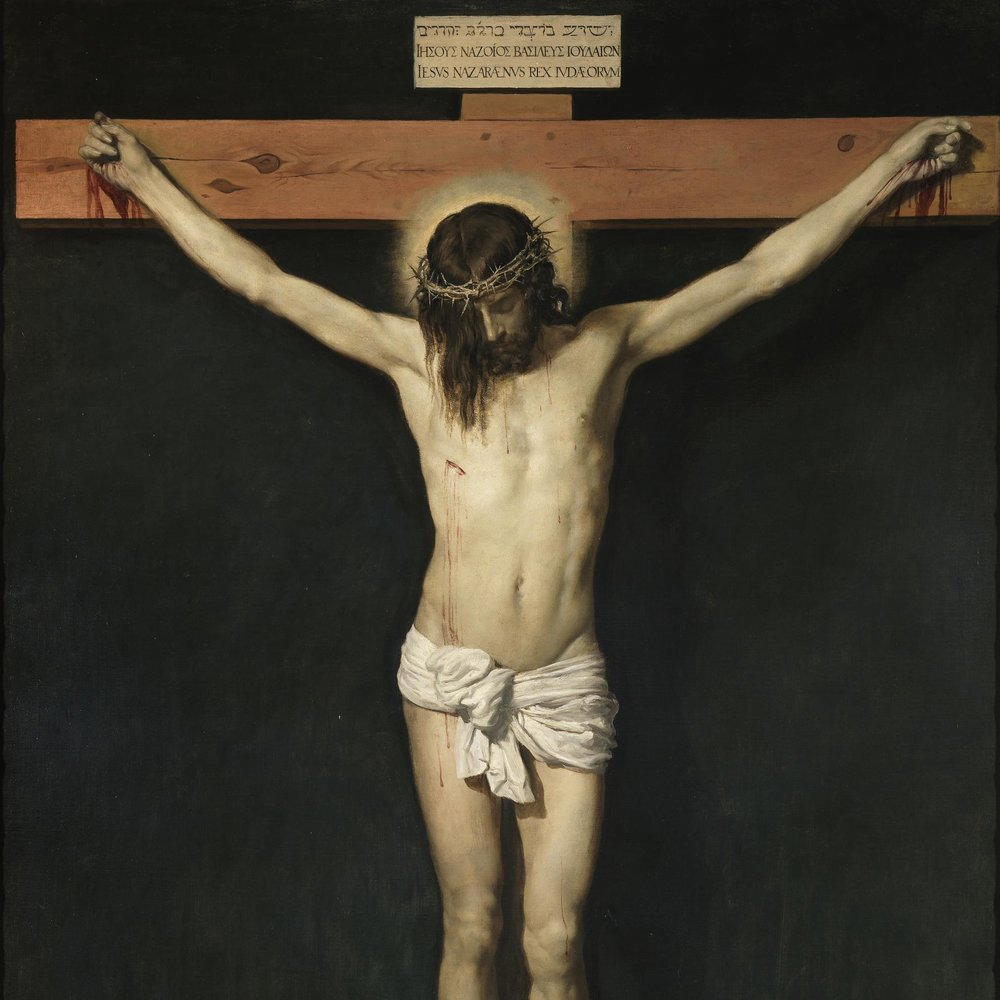 The Crucifixion of Jesus Christ