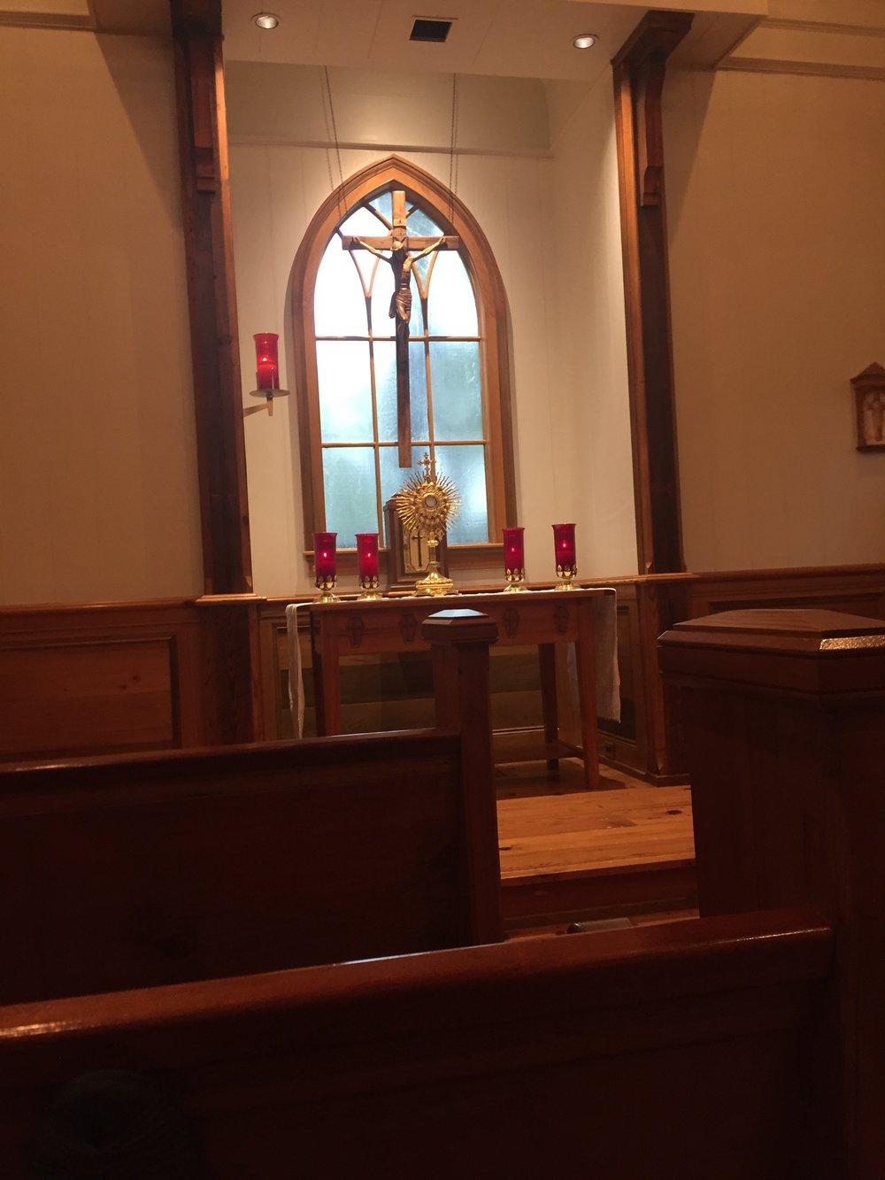 Adoration Chapel in Daphne AL