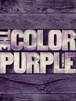 COLOR PURPLE   MUSICAL - WASHINGTON DC Price: $69- $149