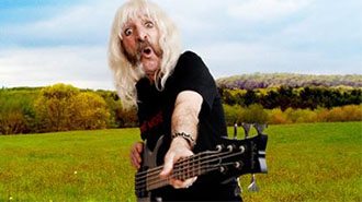 EventPost -   Derek Smalls with the National Symphony Orchestra: Lukewarm Water Live: An Adventure in Loud Music