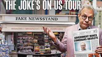 EventPost - Lewis Black: The Joke's On Us Tour