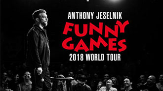 EventPost - Anthony Jeselnik: Funny Games