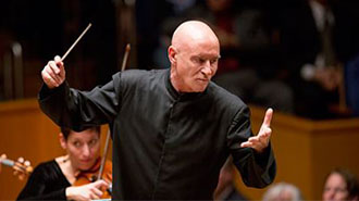 """EventPost -NSO:  Eschenbach conducts Haydn's """"Oxford"""" Symphony / R. Strauss's First Horn Concerto"""