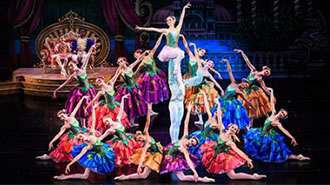 BALLET WEST: THE NUTCRACKER   BALLET - HOLIDAY - WASHINGTON DC Price: $59 - $175