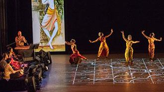 EventPost -   Ragamala Dance Company: Written in Water