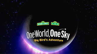 ONE WORLD, ONE SKY: BIG BIRD'S ADVENTURE   FILM - WASHINGTON DC Price: FREE