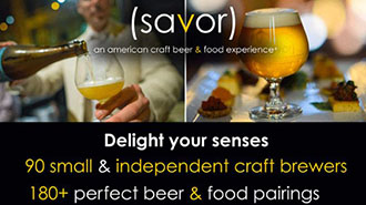 EventPost -    SAVOR:   An American Craft Beer & Food Experience