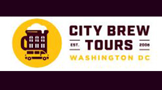 CITY BREW TOURS   FOOD + DRINK - WASHINGTON DC Price: $70+