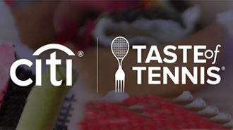 EventPost -   Citi Taste Of Tennis