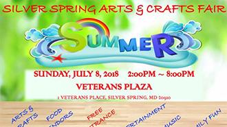 EventPost - Silver Spring Arts & Craft Fair