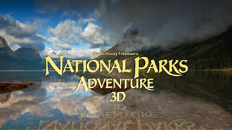 NATIONAL PARKS ADVENTURE 3D   FILM - WASHINGTON DC Price: $7.50+