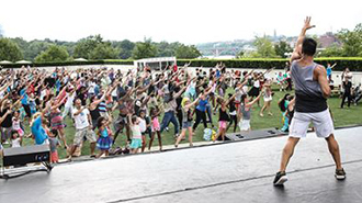 EventPost -   National Dance Day 2018