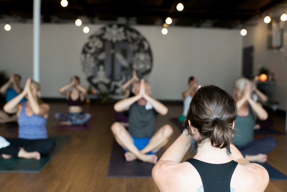 First Month of Unlimited Yoga for $40