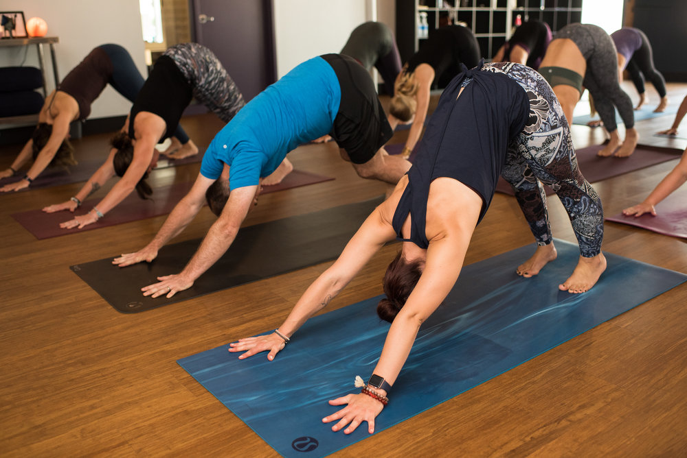 Hot Yoga Membership, $40 First Month - Up Yoga, Minneapolis