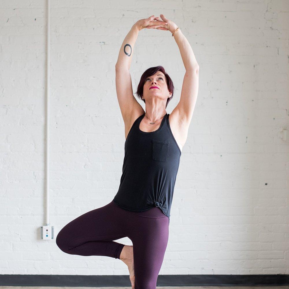 Foundation of Power Yoga, Workshop - Up Yoga, Minneapolis
