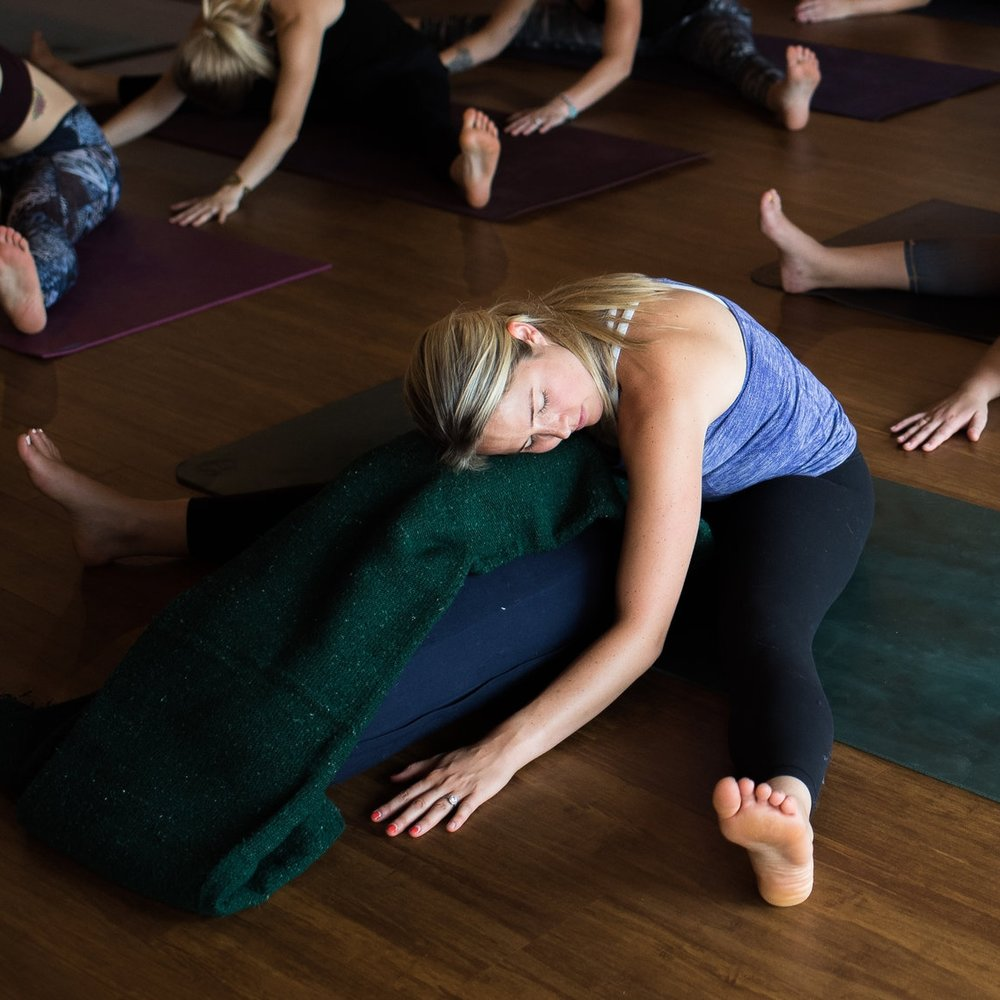 Restorative Yoga - Up Yoga Minneapolis