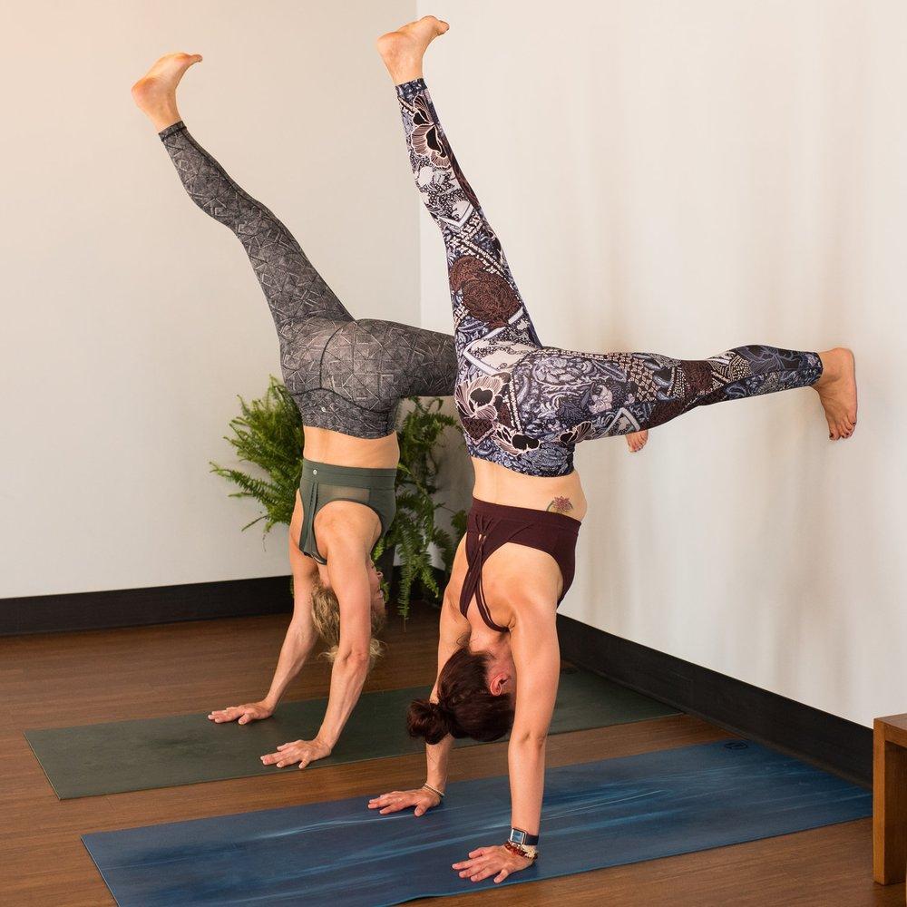 Inversion Yoga Workshop