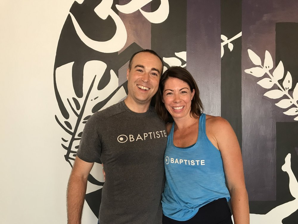Certified Yoga Teachers, Baptiste Yoga Teachers