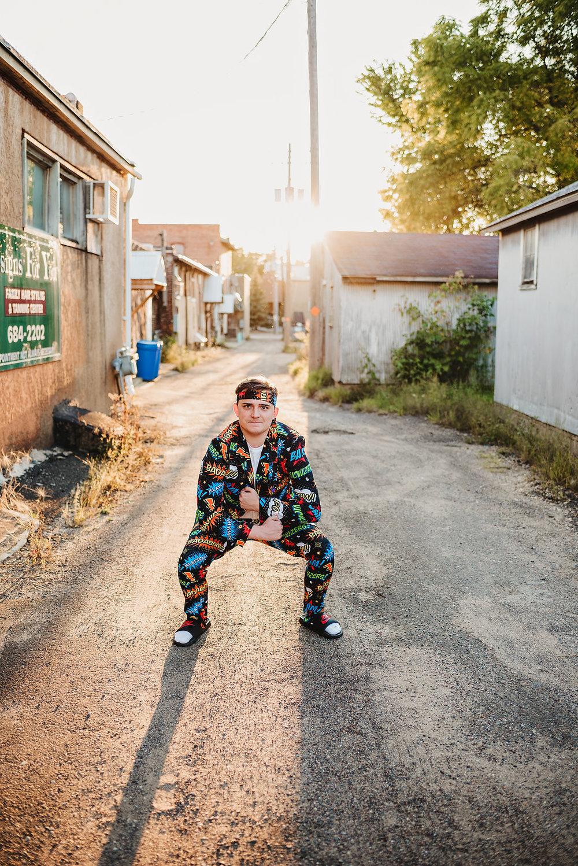 Baldwin Wisconsin Senior Photography