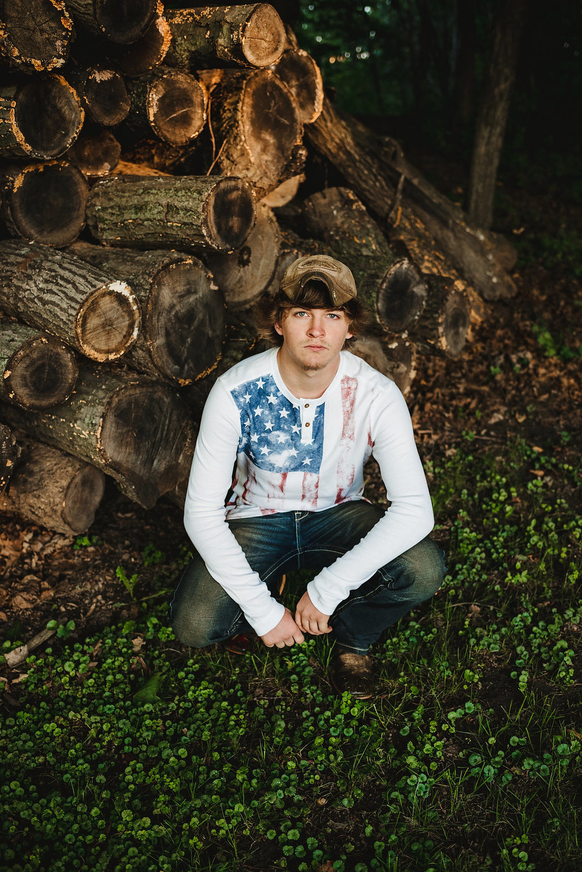 Woodville Wisconsin Senior Photographer