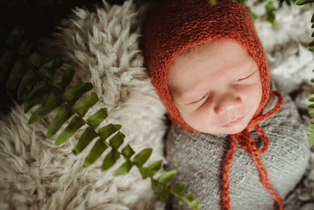 Hammond Newborn Session