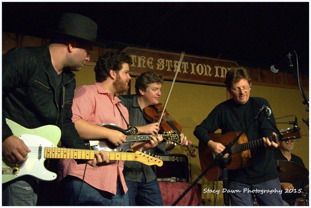 Guthrie Trapp, Shawn Camp, & Tim O'Brien