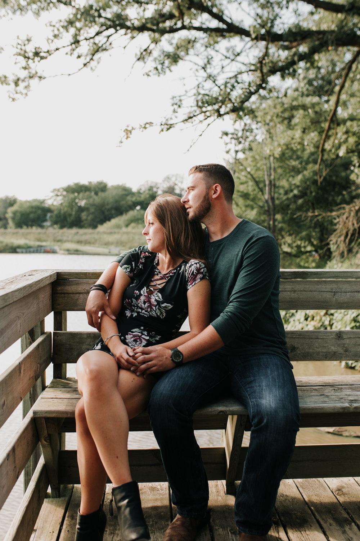 Leslie & Austin - Engaged - Nathaniel Jensen Photography - Omaha Nebraska Wedding Photograper - Engagement Session-2.jpg
