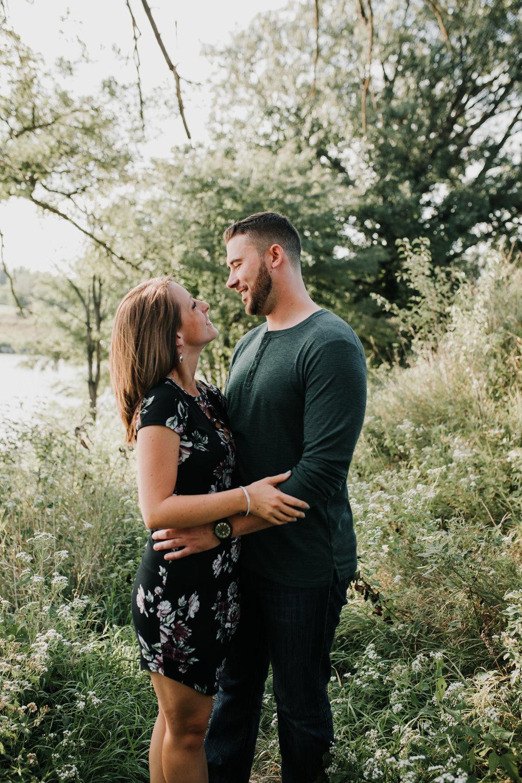 Leslie & Austin - Engaged - Nathaniel Jensen Photography - Omaha Nebraska Wedding Photograper - Engagement Session-3.jpg