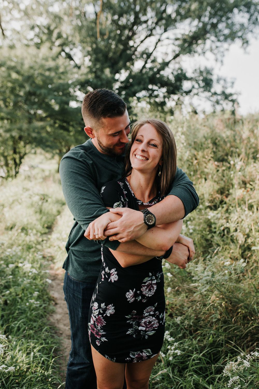 Leslie & Austin - Engaged - Nathaniel Jensen Photography - Omaha Nebraska Wedding Photograper - Engagement Session-5.jpg