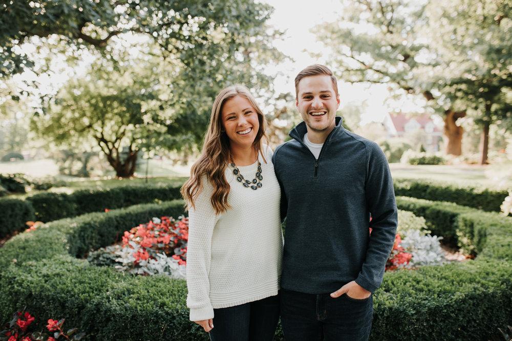 Michelle & Sam - Engaged - Nathaniel Jensen Photography - Omaha Nebraska Wedding Photograper - Omaha Nebraska Engagement Session-4.jpg