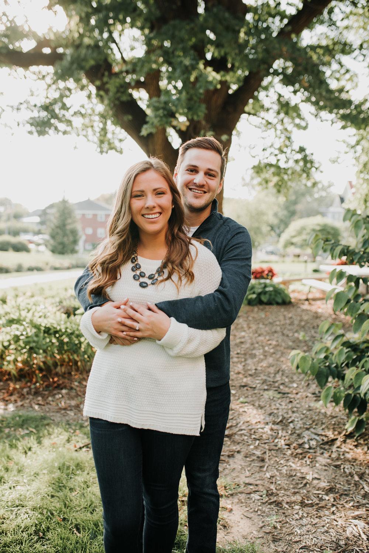 Michelle & Sam - Engaged - Nathaniel Jensen Photography - Omaha Nebraska Wedding Photograper - Omaha Nebraska Engagement Session-8.jpg