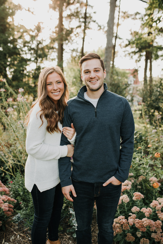 Michelle & Sam - Engaged - Nathaniel Jensen Photography - Omaha Nebraska Wedding Photograper - Omaha Nebraska Engagement Session-10.jpg