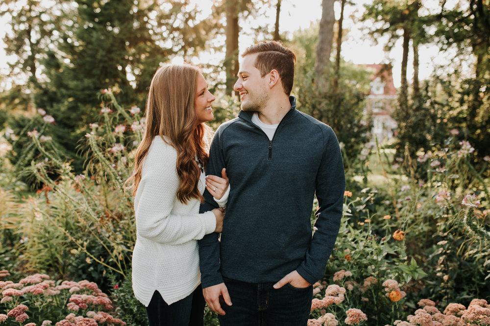 Michelle & Sam - Engaged - Nathaniel Jensen Photography - Omaha Nebraska Wedding Photograper - Omaha Nebraska Engagement Session-12.jpg