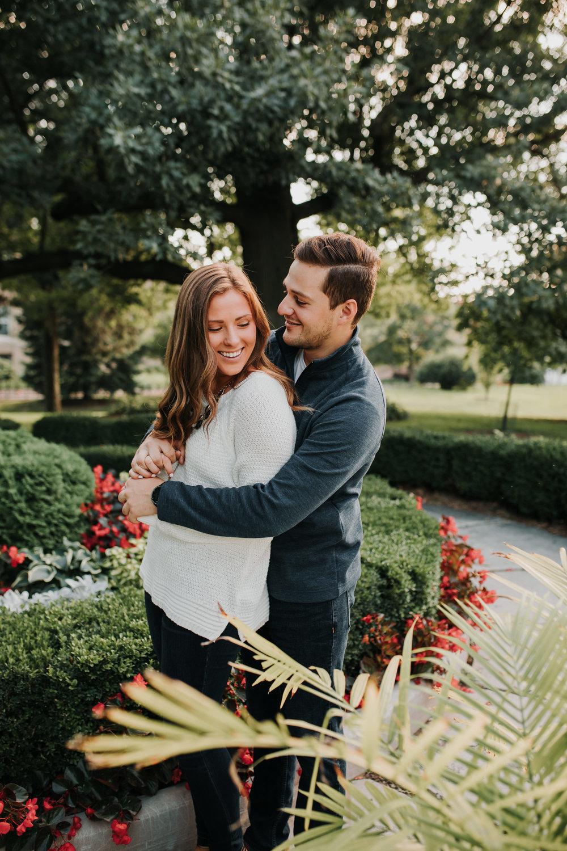 Michelle & Sam - Engaged - Nathaniel Jensen Photography - Omaha Nebraska Wedding Photograper - Omaha Nebraska Engagement Session-16.jpg