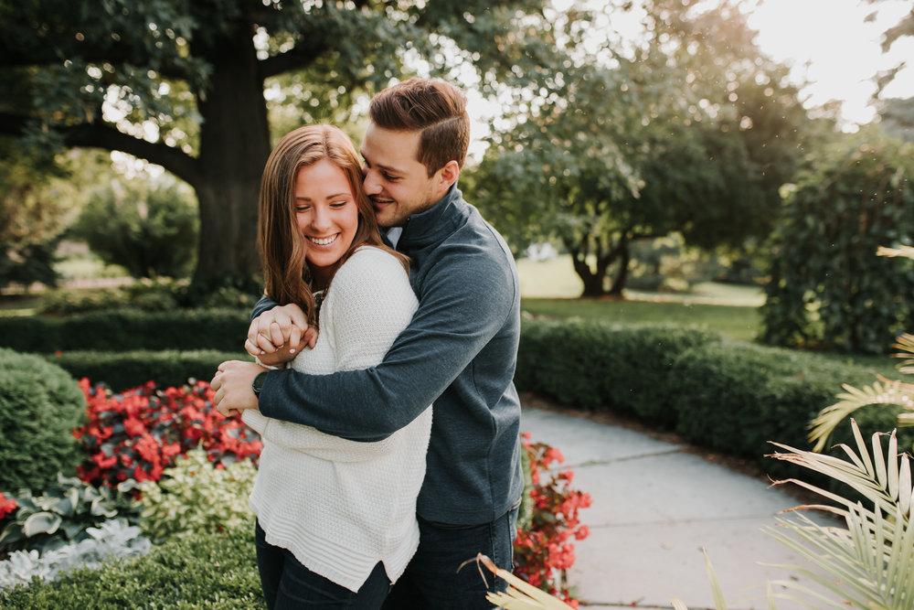 Michelle & Sam - Engaged - Nathaniel Jensen Photography - Omaha Nebraska Wedding Photograper - Omaha Nebraska Engagement Session-17.jpg