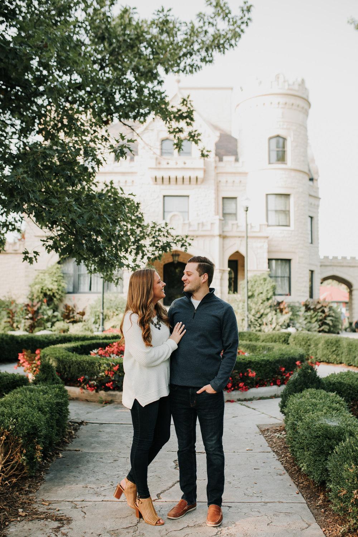 Michelle & Sam - Engaged - Nathaniel Jensen Photography - Omaha Nebraska Wedding Photograper - Omaha Nebraska Engagement Session-19.jpg