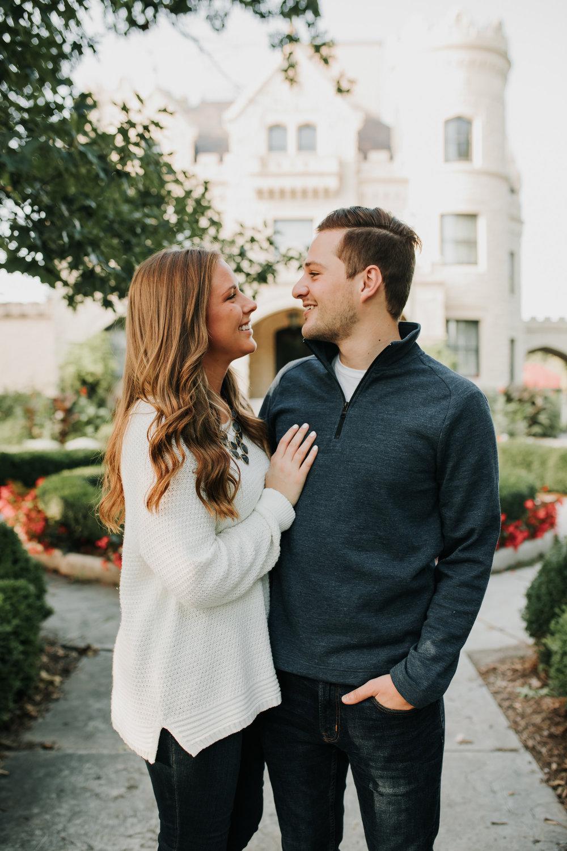 Michelle & Sam - Engaged - Nathaniel Jensen Photography - Omaha Nebraska Wedding Photograper - Omaha Nebraska Engagement Session-20.jpg