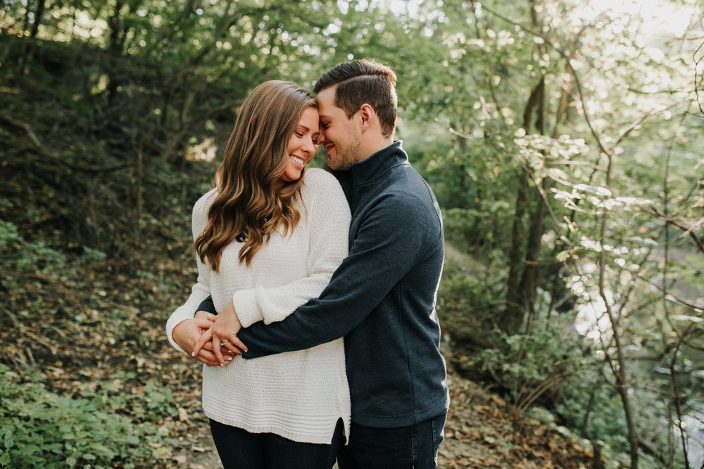 Michelle & Sam - Engaged - Nathaniel Jensen Photography - Omaha Nebraska Wedding Photograper - Omaha Nebraska Engagement Session-21.jpg