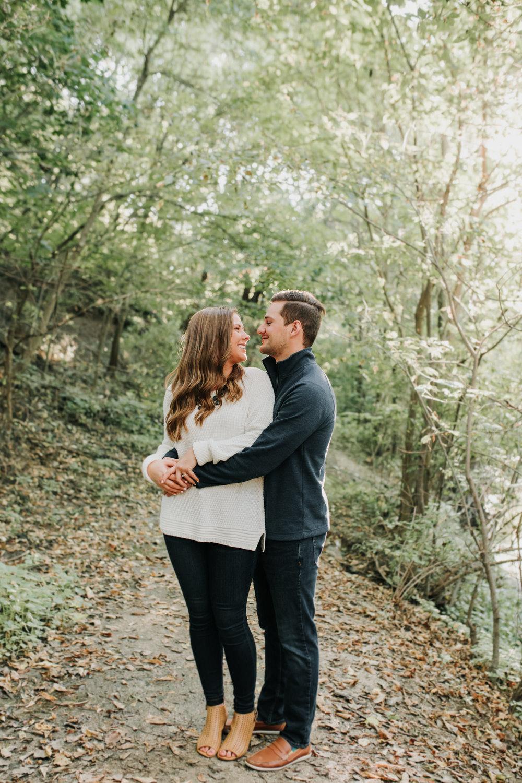 Michelle & Sam - Engaged - Nathaniel Jensen Photography - Omaha Nebraska Wedding Photograper - Omaha Nebraska Engagement Session-22.jpg