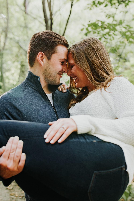 Michelle & Sam - Engaged - Nathaniel Jensen Photography - Omaha Nebraska Wedding Photograper - Omaha Nebraska Engagement Session-31.jpg