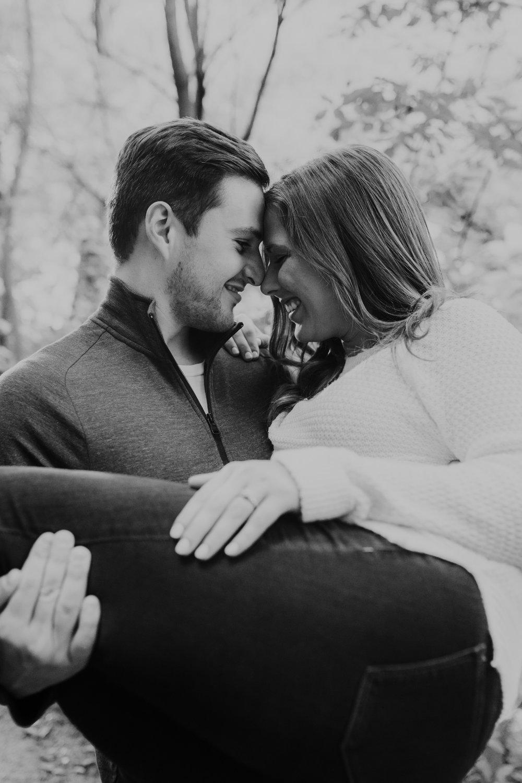 Michelle & Sam - Engaged - Nathaniel Jensen Photography - Omaha Nebraska Wedding Photograper - Omaha Nebraska Engagement Session-32.jpg
