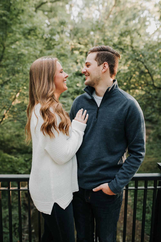 Michelle & Sam - Engaged - Nathaniel Jensen Photography - Omaha Nebraska Wedding Photograper - Omaha Nebraska Engagement Session-33.jpg